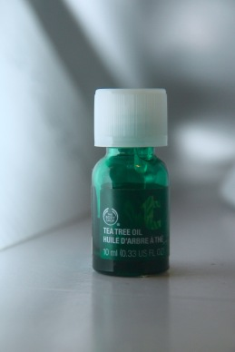 It's green because it belongs in the army, the anti acne army.